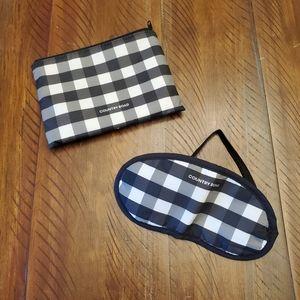 🎉5/$10 Eye mask and bag